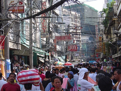 Divisoria Night Market
