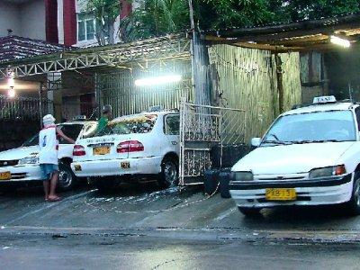 Philippine Taxi